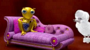 Frog Mobile: Κανίς, Κανείς!