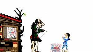 JUMBO / Καραγκιόζης: Πάσχα Παιδικά 2010 / σποτ 1