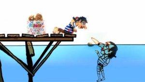 JUMBO / Καραγκιόζης: Καλοκαίρι, Παιδικά 2010 / σποτ 1