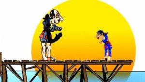 JUMBO / Καραγκιόζης: Καλοκαίρι, Παιδικά 2010 / σποτ 3