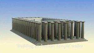 Κτίζοντας έναν Αρχαίο Ναό