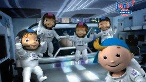 Ο Junior στο Διάστημα – ΦΑΓΕ