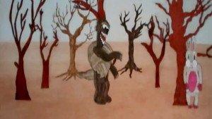 Ο Λύκος και η Λαγουδίνα