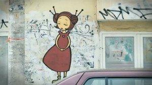 Το Κορίτσι στον Τοίχο
