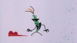 Τζιτζίκι και Μυρμήγκι