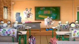 JUMBO Σακουλοοικογένεια: Σχολικά 2012