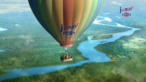Ο Junior στον Αμαζόνιο – ΦΑΓΕ