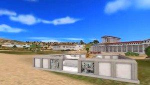 Διαδραστική Περιήγηση στην Αρχαία Αγορά – απόσπασμα