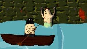 Μες στα Μπουντρούμια: Flood! (In the dungeons), επ.3