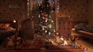 Marks&Spencer Christmas Online Advert – What To Buy for Kids