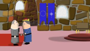 Μες στα Μπουντρούμια: Red Lines (In the dungeons), επ.6