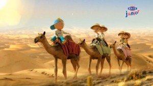 Ο Junior στην Έρημο – Fage