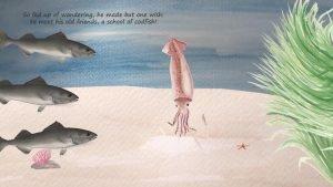 Το Ξύπνιο Καλαμάρι (The Brilliant Calamari)