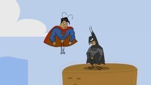 Πριν το Τέζα #7- Super Hero Special